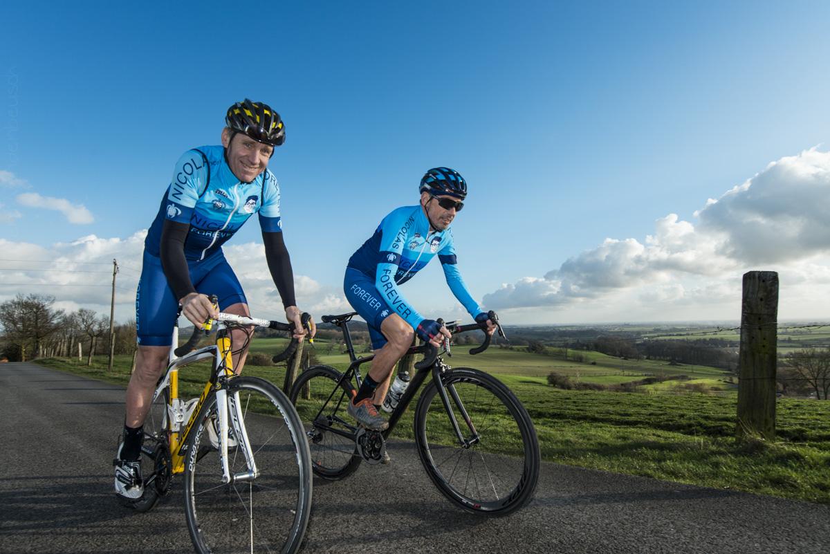 Tour de France amateur 2020 Nicolas Forever